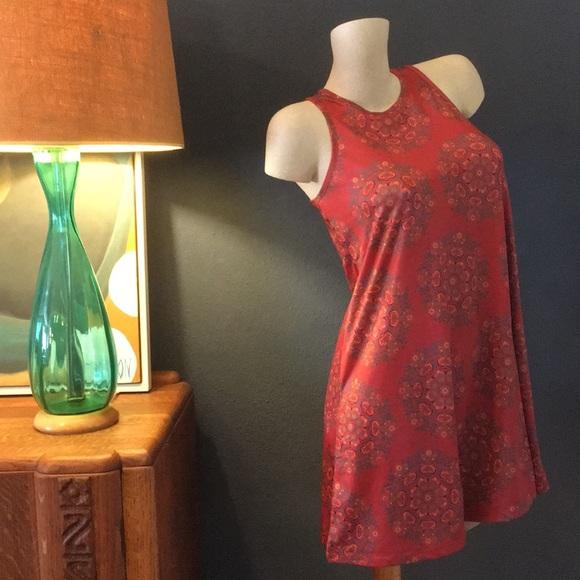 NATURAL LIFE Dresses & Skirts - NWT Natural Life Tank Dress Red
